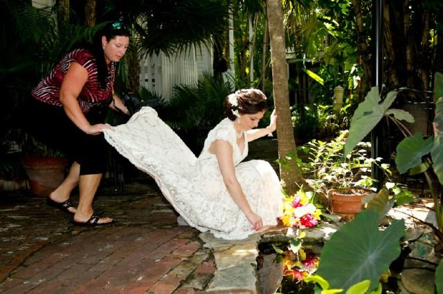 wedding photo - Southernmost Weddings