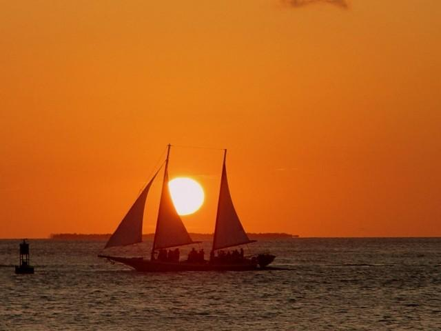 wedding photo - Key West Sunset Sailboat Weddings by Southernmost Weddings