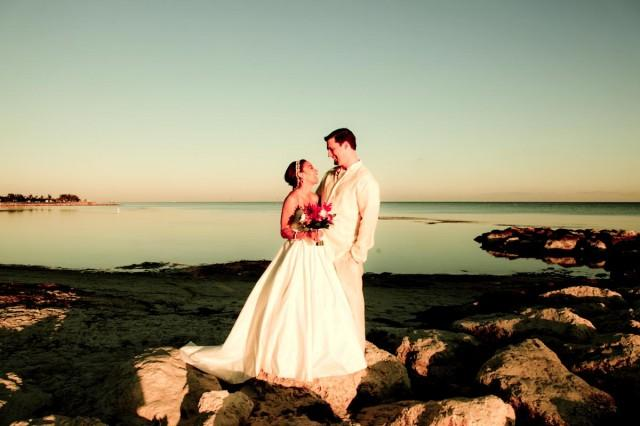 wedding photo - Key West Sunset Weddings