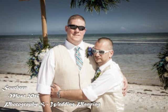 wedding photo - Gay Weddings by Southernmost Weddings