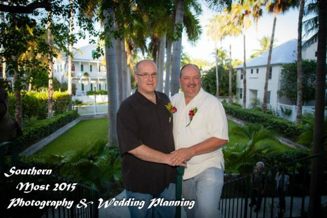 wedding photo - Tropical Garden Weddings by Southernmost Weddings