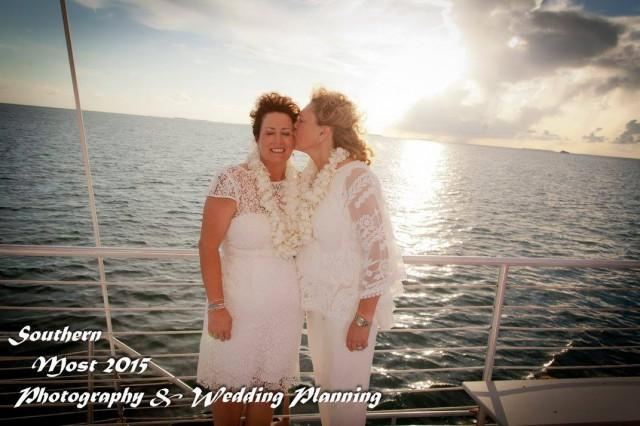 wedding photo - Sunset Sail Weddings by Southernmost Weddings