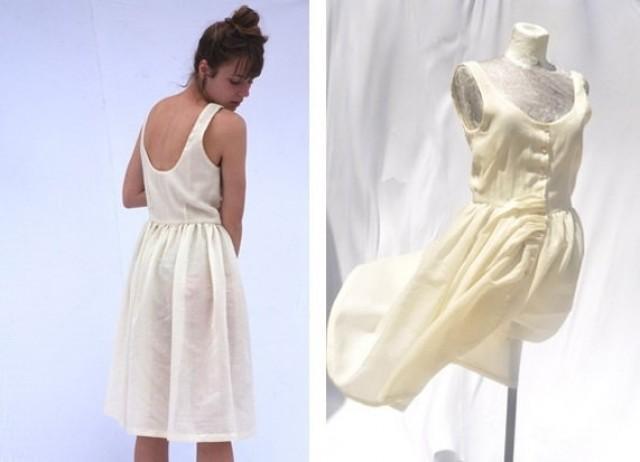 Boho Wedding Dress #4 - Weddbook