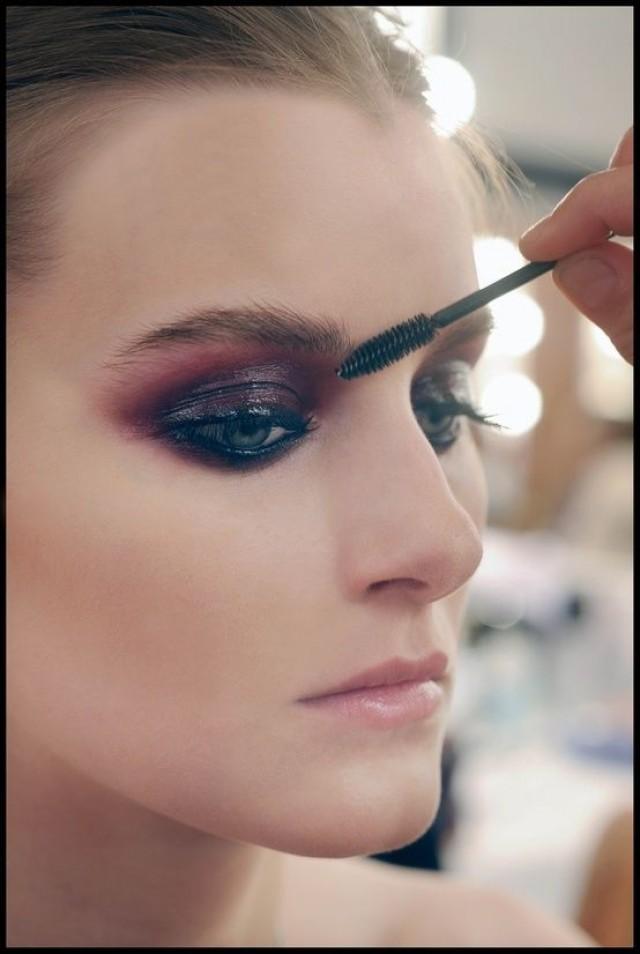 Goss makeup artist wedding