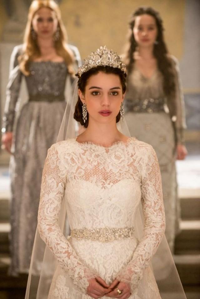 Reign tv show wedding