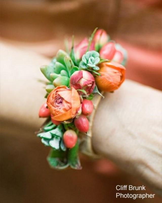 Браслет своими руками цветок
