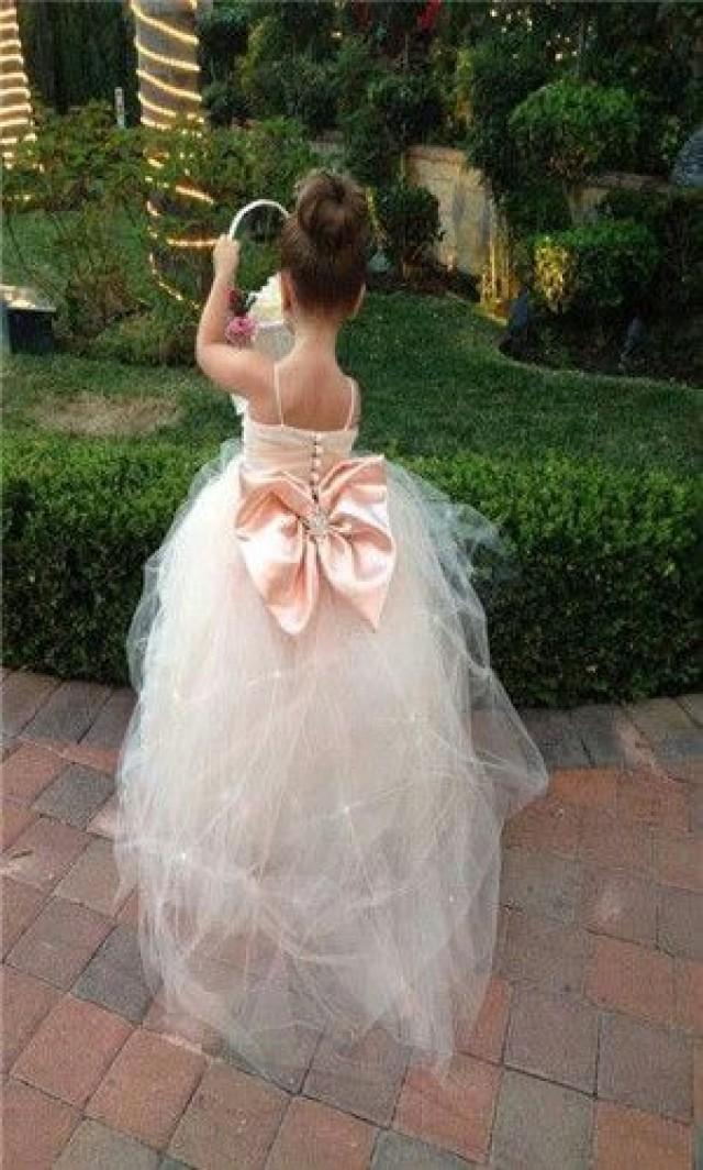 Flower girl dress lace dress girls lace dress big for Wedding dress for big girls