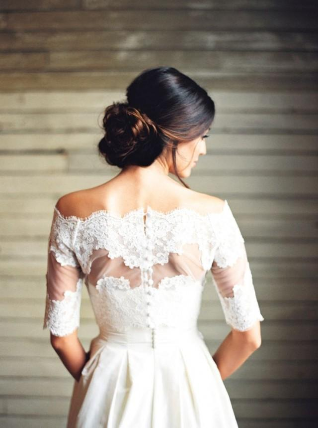 wedding photo - The Best Hairstyles Of 2015