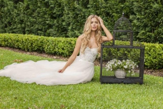 enchantment wedding dress collection from lisa gowing