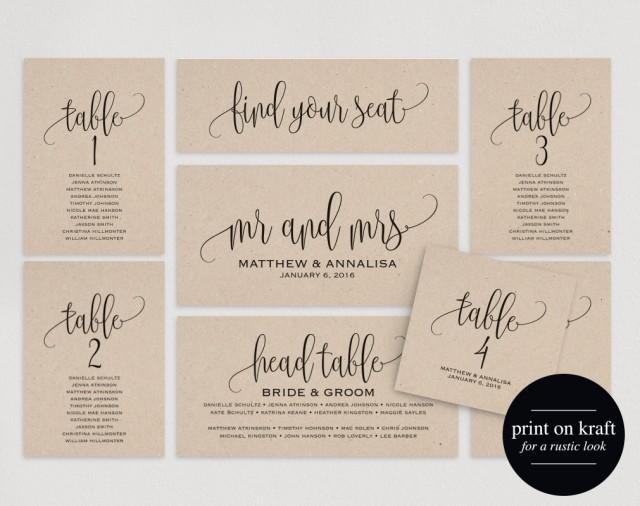 wedding seating chart template seating plan wedding seating cards table cards seating cards. Black Bedroom Furniture Sets. Home Design Ideas