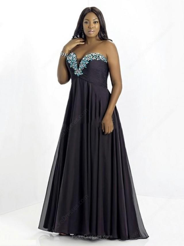 Plus Size Prom Dresses In Canada 114