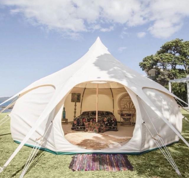 & Festival Brides Love: Warwickshire Yurt And Bell Tent Hire - Weddbook