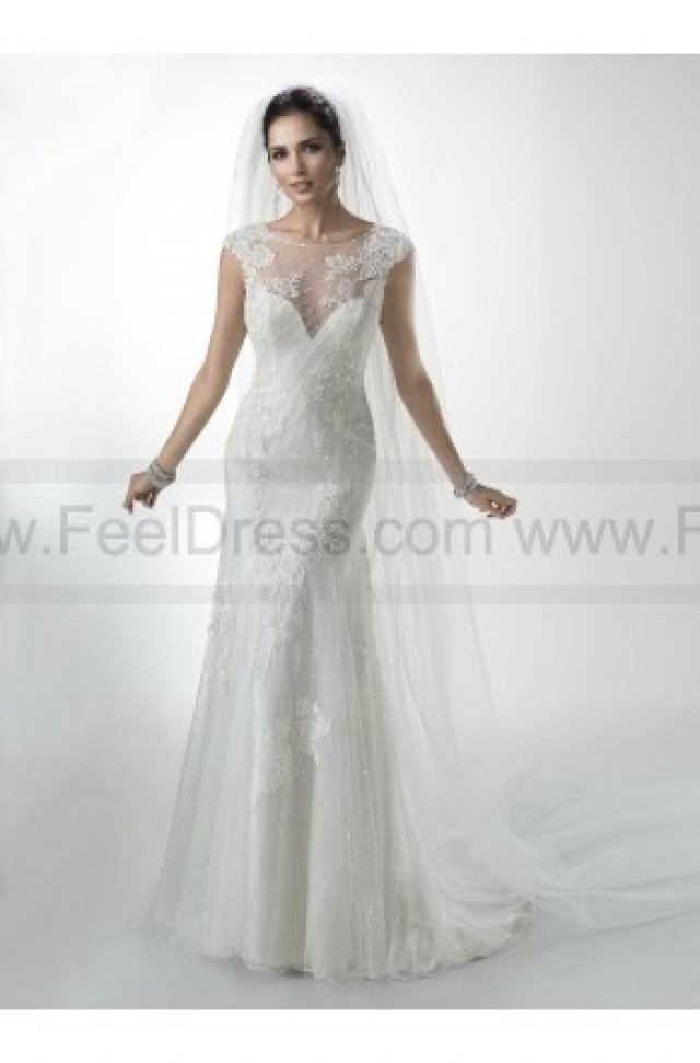 wedding photo - Maggie Sottero Bridal Gown Savannah Marie / 4MW060