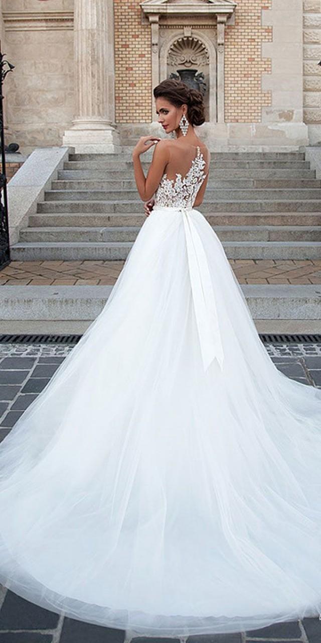 wedding photo - Mila Nova Wedding Dresses Collection 2016
