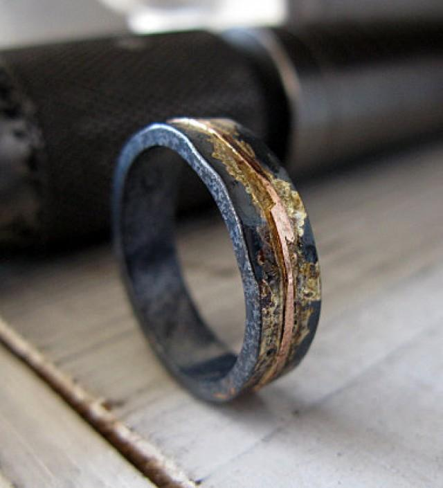 Rustic Wedding Bands