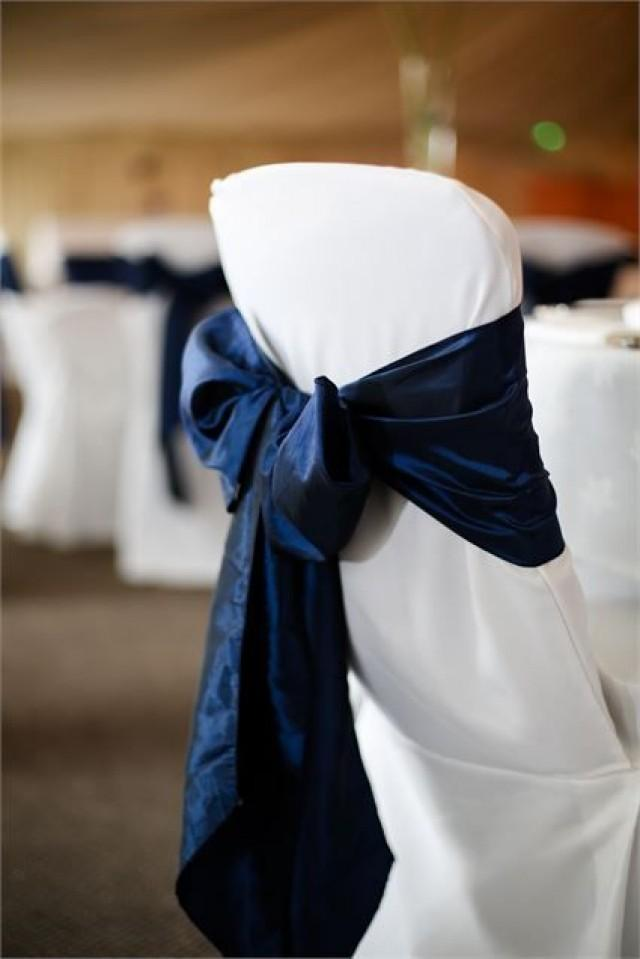 wedding photo - Chair Covers, The Lensbury - Inspiration Gallery Wedding Venue Image