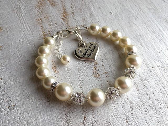 Mother Of The Groom Gift: MOTHER Of The BRIDE Gift Mother Of The Bride Bracelet