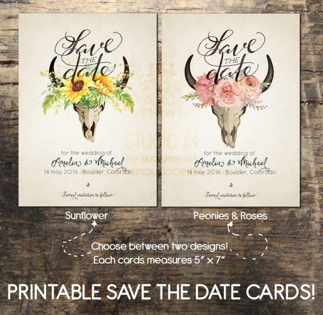 Diy save the dates in Perth