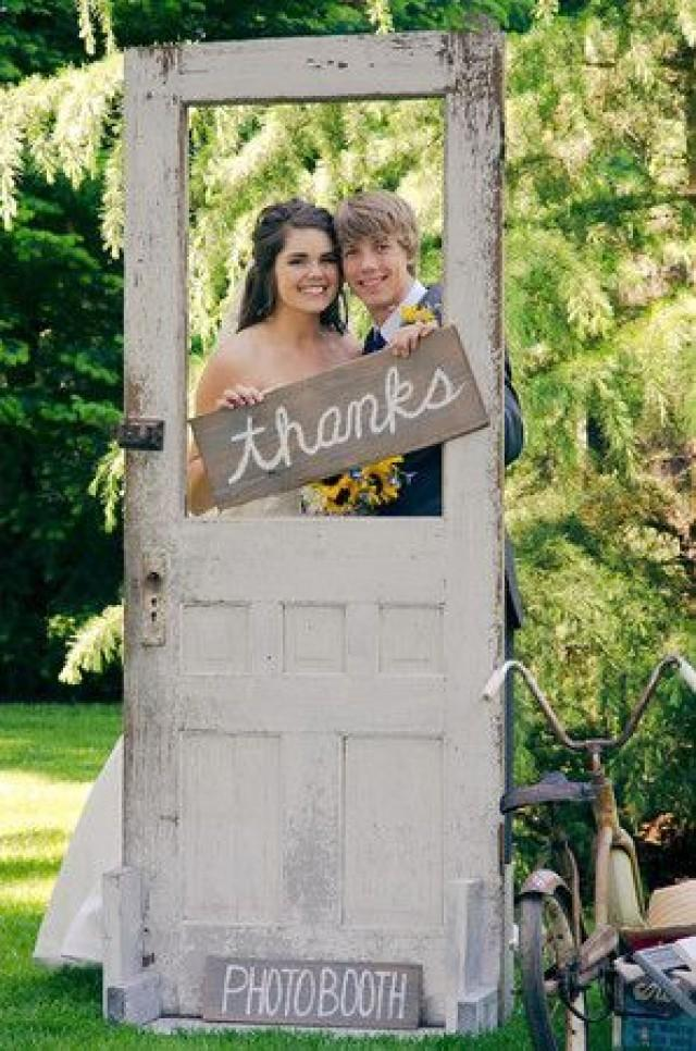wedding theme old door wedding photo booth 2502706 weddbook. Black Bedroom Furniture Sets. Home Design Ideas