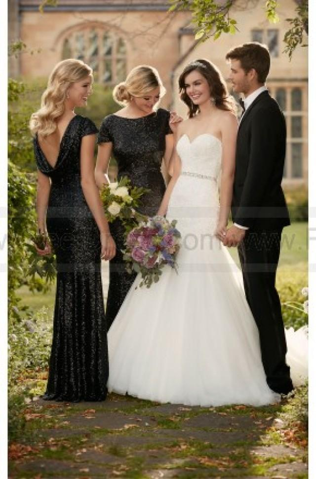 wedding photo - Essense of Australia Wedding Dress Style D2029