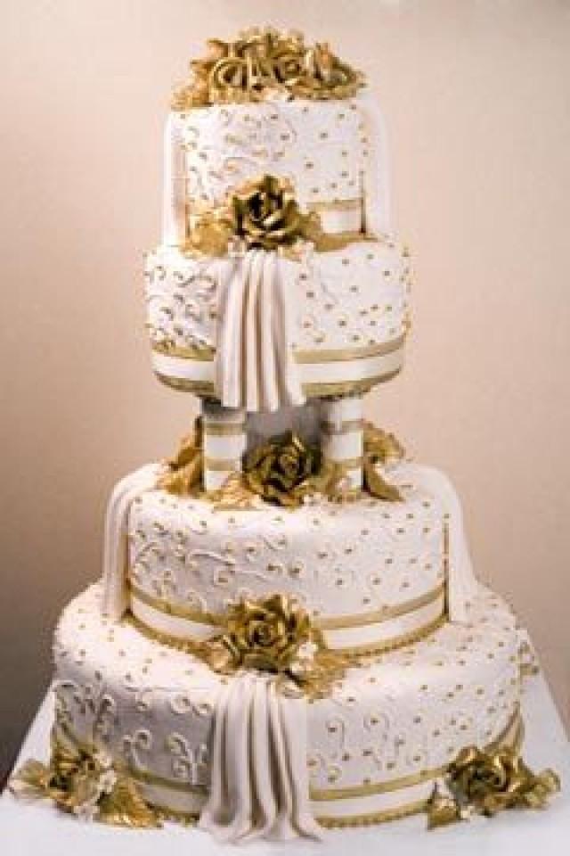 Cake Mouth Watering Huge Wedding Cakes 2506397 Weddbook