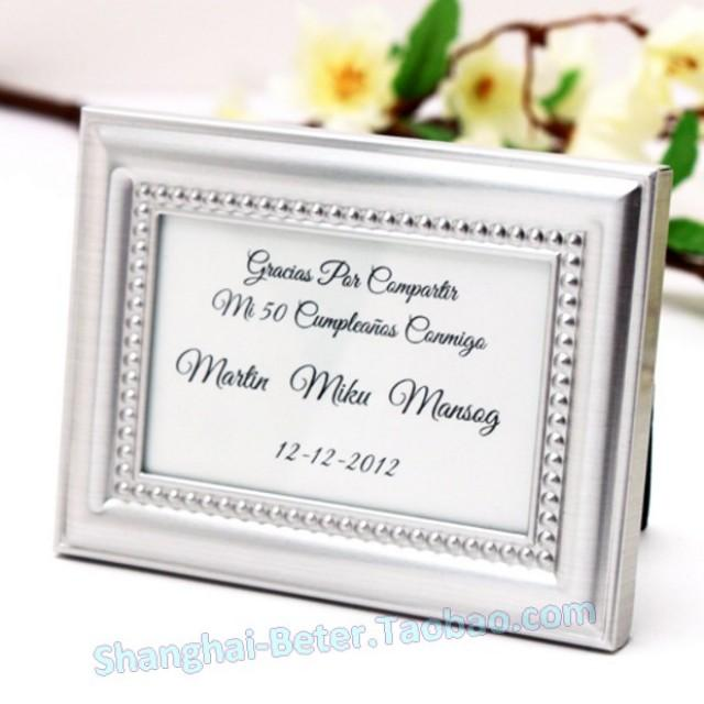 Photo Frame And Place Card Holder Wedding Reception WJ015 A 2507055