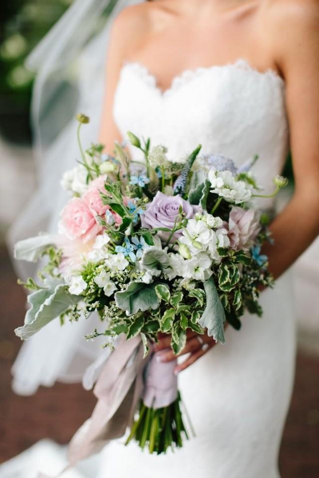 wedding photo - Blush & Lavender Wedding Inspiration