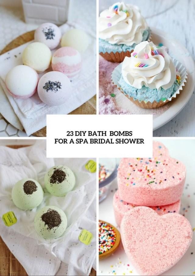 23 diy bath bombs for a fabulous girls only spa bridal shower weddingomania weddbook