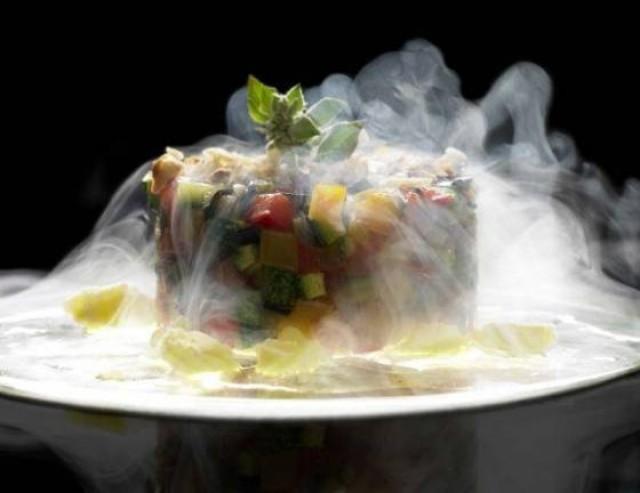 Molecular gastronomy at weddings a new trend catching up in india weddbook - Molecular gastronomy cuisine ...
