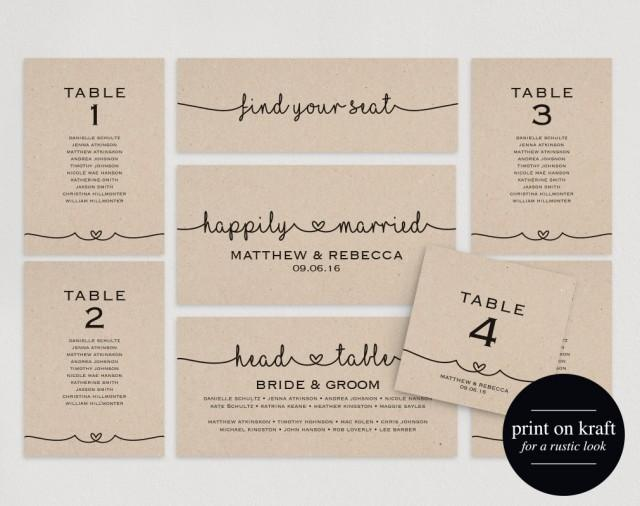 Wedding Table Plans - World Maps, Rustic Table Plans ...