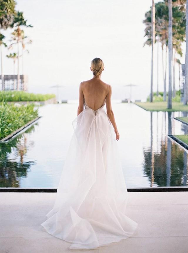 Sarahandermann75 weddbook wedding photo chic bridal gown inspiration in the tropics once wed junglespirit Choice Image
