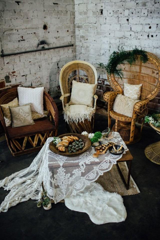 Matrimonio Tema Bohemien : Tema de la boda industrial boho wedding weddbook