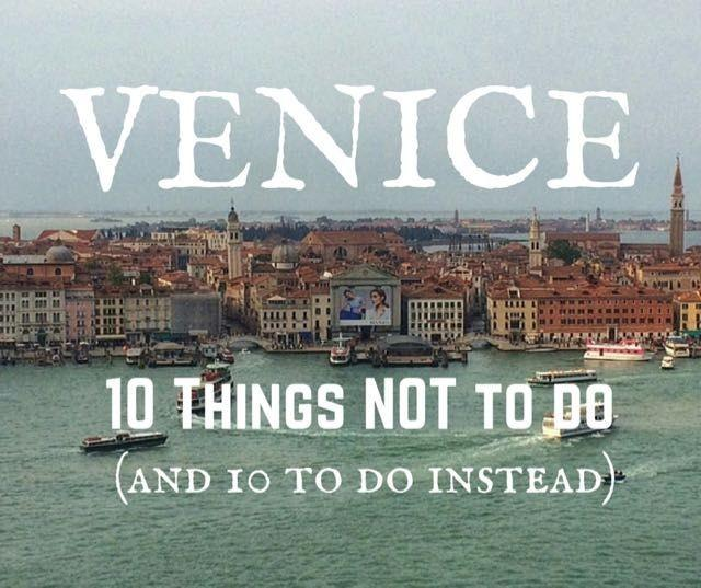 wedding photo - Alternative Venice: 10 Things NOT To Do (and 10 To Do Instead