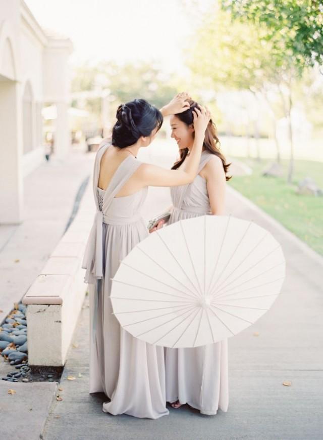 wedding photo - This Gazebo Wedding Defines Garden Romance