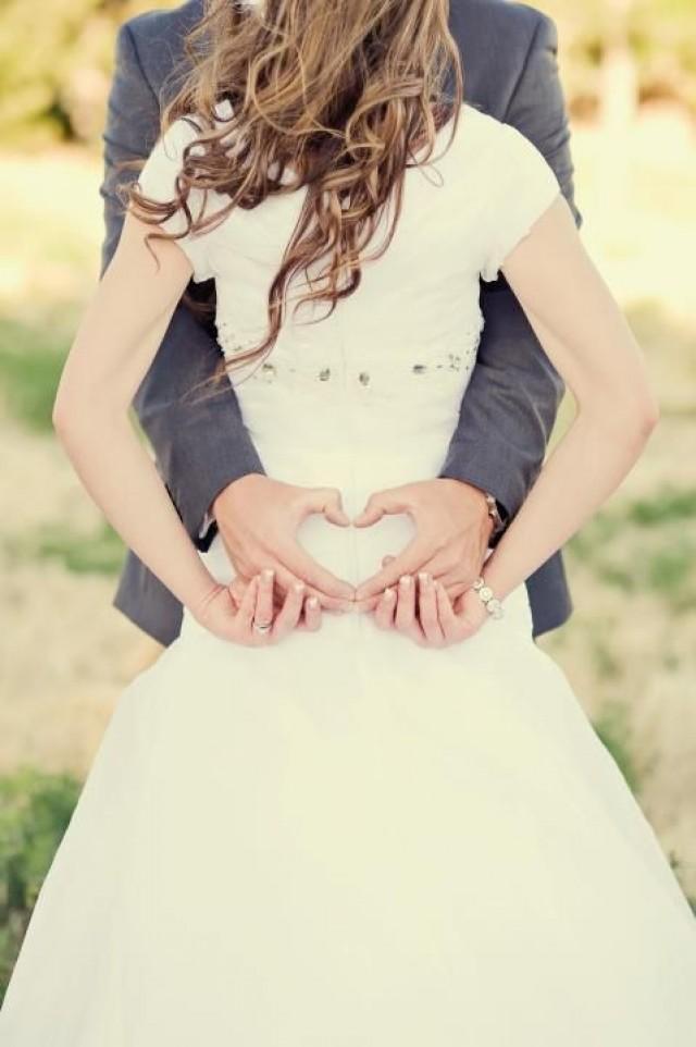 wedding photo - 25 Unique Wedding Photography Ideas