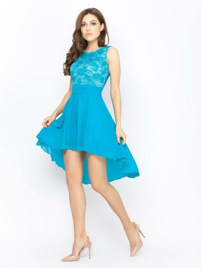 turquoise bridesmaid dress lace wedding dress chiffon
