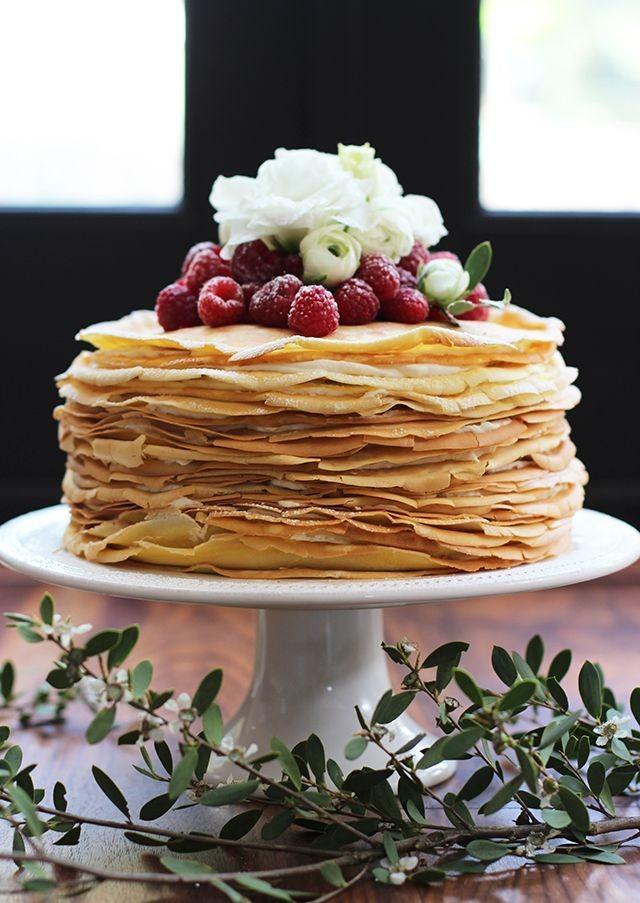 Gâteau - Crepe Cake #2517498 - Weddbook