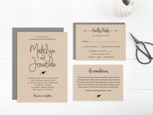 Wedding invitation template printable editable text and for Editable wedding invitation templates free download