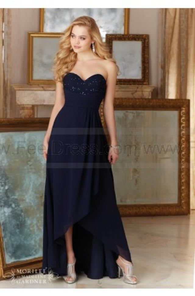 wedding photo - Mori Lee Bridesmaids Dress Style 142