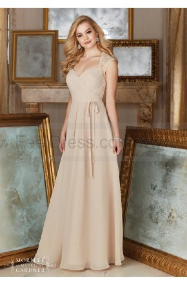wedding photo - Mori Lee Bridesmaids Dress Style 145