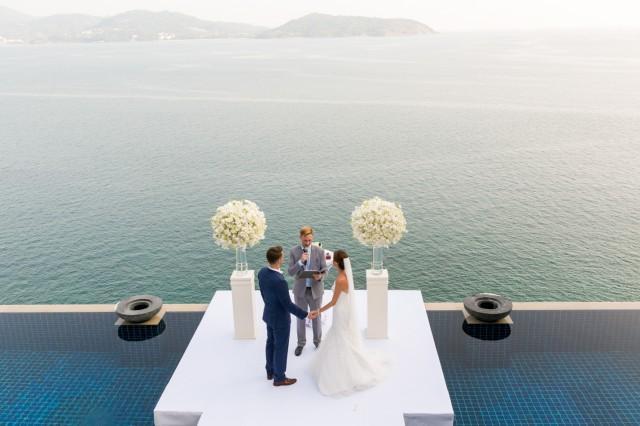 wedding photo - Villa Wedding Phuket
