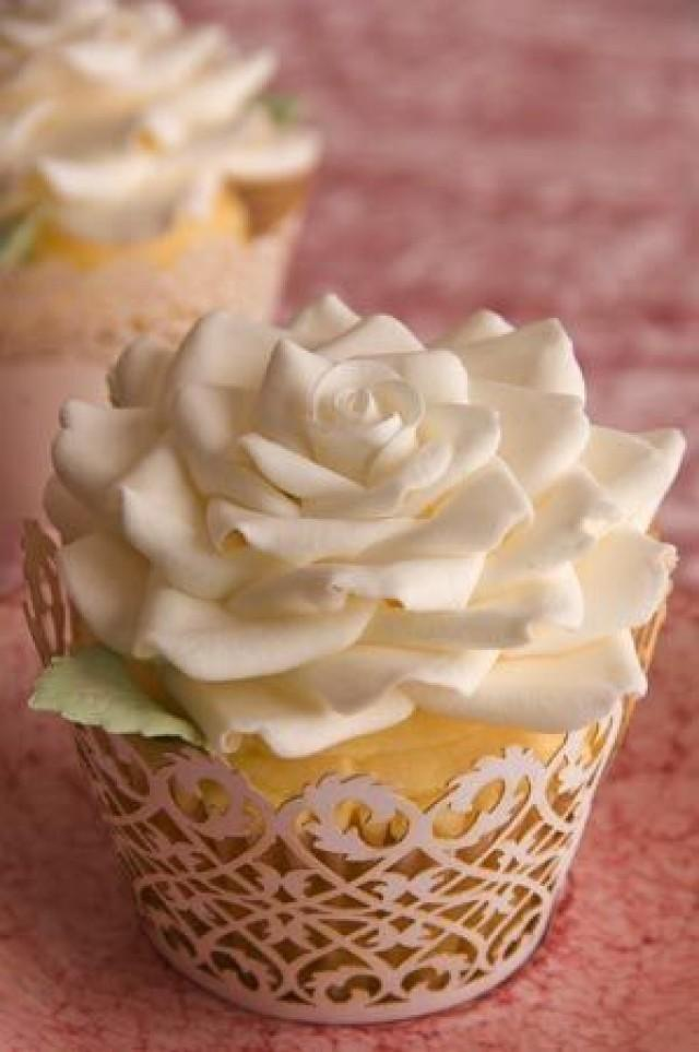 Wedding Cupcake Buttercream Recipe — Dishmaps