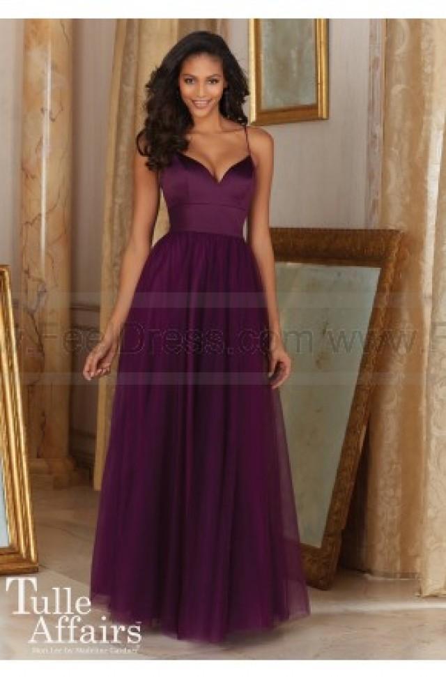wedding photo - Mori Lee Bridesmaids Dress Style 153