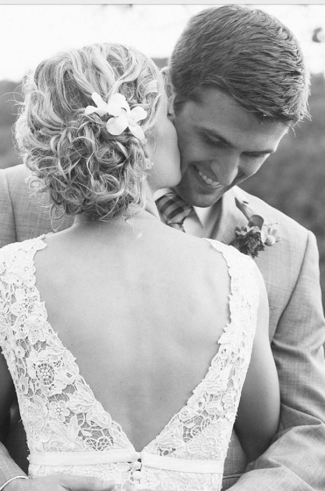 wedding photo - 50 Latest Long And Short Hair Updos For Weddings: 2015
