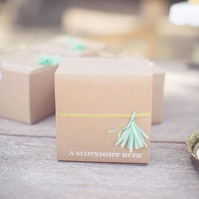 Food amp favor diy spring wedding favor inspiration 2525190