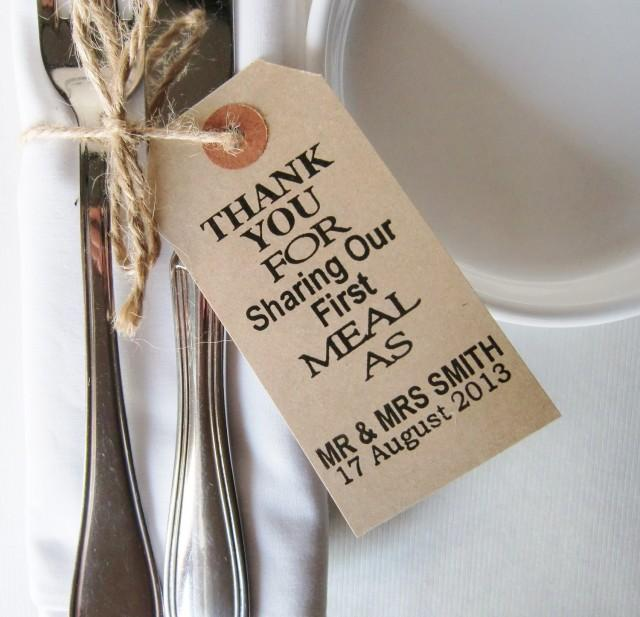 ... Vintage Style Tags-Personalized--Unique Wedding Favors-Wedding