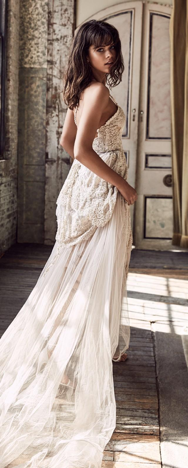 17dac04cead Grace Loves Lace - Blanc Bridal Collection - Belle The Magazine - Weddbook