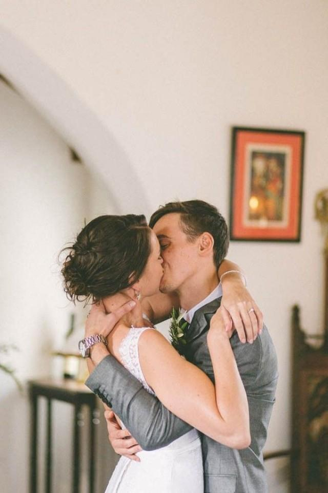 wedding photo - Low-Key South African Wedding At The Lord Milner Hotel