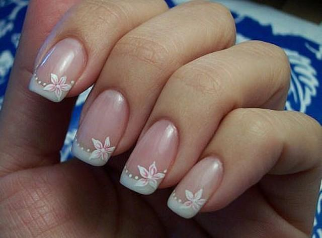 The Perfect Wedding Nails For Your Special Day - Wedding Nail Designs - Weddbook
