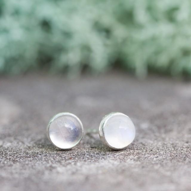 Moonstone Earrings by Moon Magic  Worldwide Delivery